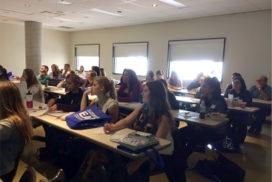 Orientation des étudiants (An1) de la nouvelle cohorte
